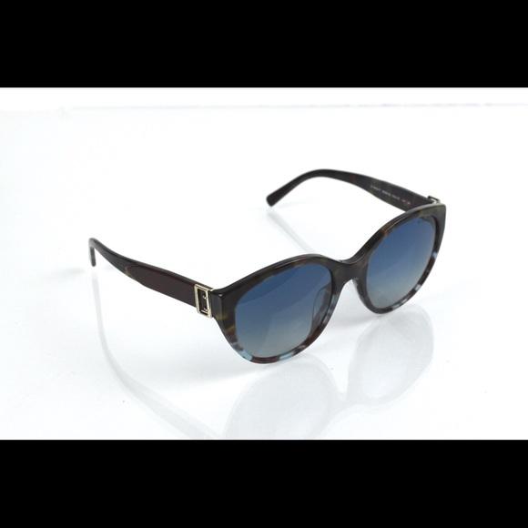 NWT Burberry B4242-F 3636/4L Tortoise Sunglasses